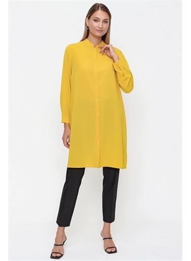Aker Tunik Sarı